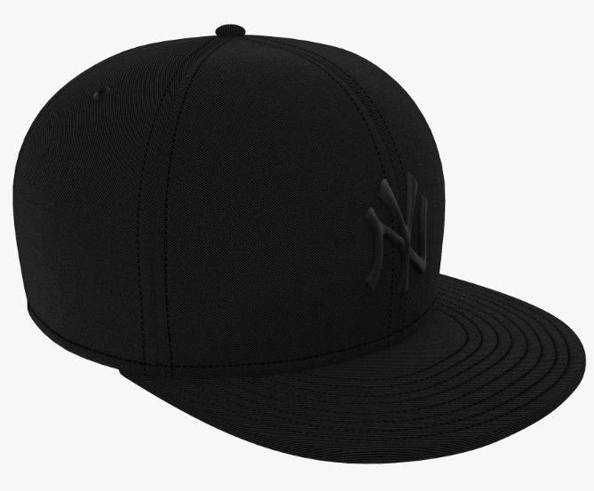 59-50 NY Yankees Black Hat
