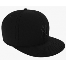 59-50 NY Yankees Black Hat